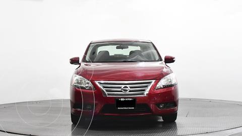 Nissan Sentra Advance usado (2016) color Rojo precio $166,948