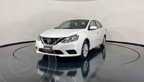 Nissan Sentra Sense usado (2017) color Blanco precio $202,999