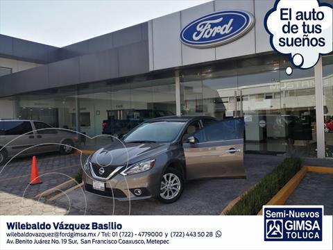 Nissan Sentra Advance usado (2019) precio $246,000