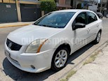 Nissan Sentra Emotion usado (2011) color Blanco precio $85,000