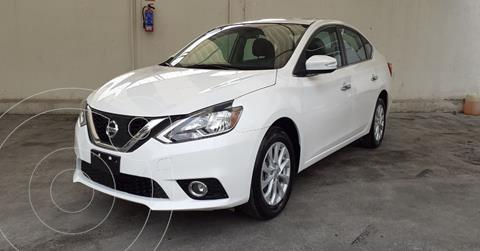 Nissan Sentra Advance usado (2019) color Blanco precio $214,900