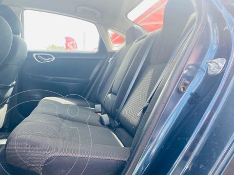 Nissan Sentra Advance usado (2016) color Azul precio $169,000