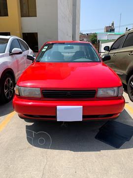 Nissan Sentra Ex Saloon 1.6  usado (1995) color Rojo precio u$s4,100