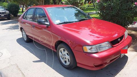 Nissan Sentra S- Saloon 1.6 automatico usado (1999) color Rojo precio u$s5,400