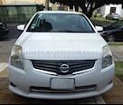 Foto venta Auto usado Nissan Sentra Premium (2010) color Blanco precio $110,000