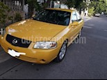 Foto venta Auto usado Nissan Sentra SE (2005) color Amarillo precio $56,000