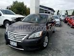 Foto venta Auto usado Nissan Sentra Sense Aut (2013) color Gris precio $144,000