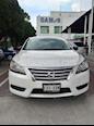 Foto venta Auto usado Nissan Sentra Sense Aut color Blanco precio $173,900