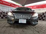 Foto venta Auto usado Nissan Sentra Sense Aut (2016) color Negro precio $190,000