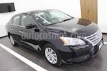 Foto venta Auto usado Nissan Sentra Sense Aut (2015) color Negro precio $169,000