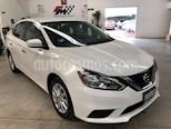 Foto venta Auto usado Nissan Sentra Sense (2017) color Blanco precio $271,000