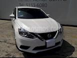 Foto venta Auto usado Nissan Sentra Sense (2017) color Blanco precio $210,000