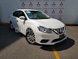 Foto venta Auto usado Nissan Sentra Sense (2017) color Blanco precio $199,000