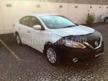 Foto venta Auto usado Nissan Sentra SENTRA 1.8 ADVANCE 4P (2019) color Blanco precio $289,460