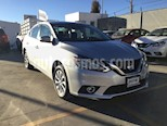 Foto venta Auto usado Nissan Sentra SENTRA ADVANCE MT (2018) color Plata precio $320,000
