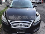 Foto venta Auto usado Nissan Sentra SENTRA SENSE CVT color Negro precio $160,000
