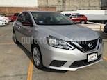 Foto venta Auto usado Nissan Sentra SENTRA SENSE MT (2017) color Plata precio $209,000