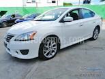 Foto venta Auto usado Nissan Sentra SR Aut (2016) color Blanco precio $195,000