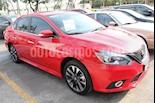 Foto venta Auto Seminuevo Nissan Sentra SR Aut (2017) color Rojo precio $309,000