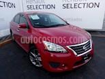 Foto venta Auto usado Nissan Sentra SR NAVI Aut (2016) color Rojo precio $199,000