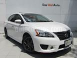 Foto venta Auto usado Nissan Sentra SR NAVI Aut (2016) color Blanco precio $185,000