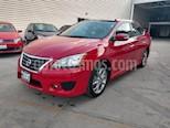 Foto venta Auto usado Nissan Sentra SR NAVI Aut (2016) color Rojo precio $205,000