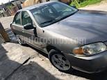 Foto venta Auto usado Nissan Sentra XE 1.8L (2004) color Gris precio $47,000