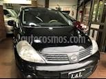 Foto venta Auto usado Nissan Tiida Hatchback Tekna (2008) color Negro precio $250.000