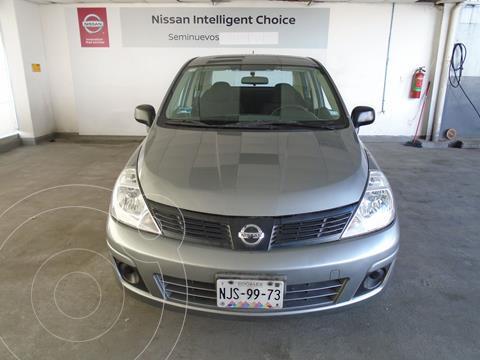 foto Nissan Tiida HB Emotion usado (2012) color Plata Dorado precio $85,000