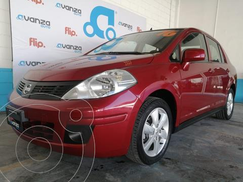 Nissan Tiida HB Special Edition usado (2016) color Rojo precio $130,000