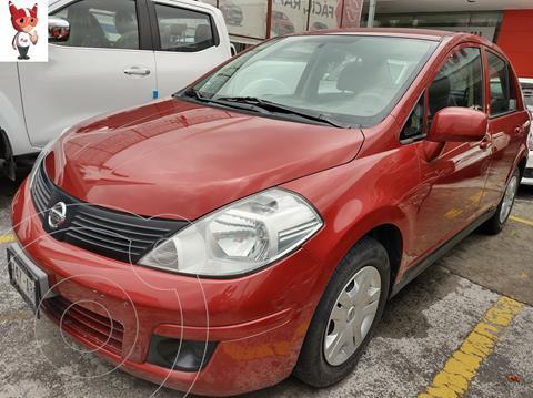 Nissan Tiida HB Sport usado (2012) color Rojo precio $105,000