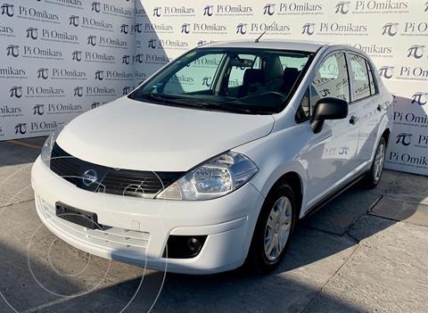 Nissan Tiida HB Premium Aut usado (2015) color Blanco precio $123,000