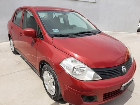 Nissan Tiida HB Sport usado (2012) color Rojo precio $90,315