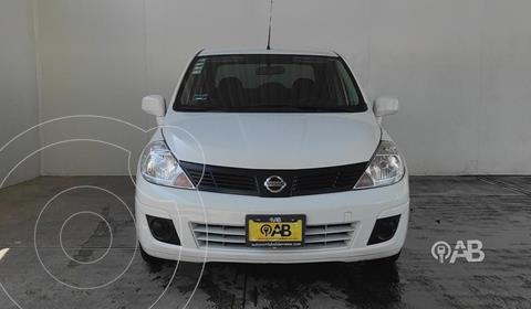 Nissan Tiida HB Emotion  usado (2017) color Blanco precio $145,000