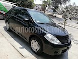 Foto venta Auto usado Nissan Tiida Sedan 1.6L Confort color Negro precio u$s8,000