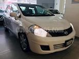 Foto venta Auto usado Nissan Tiida Sedan 4p Sedan Advance L4/1.8 Aut (2015) color Blanco precio $135,000
