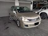 Foto venta Auto usado Nissan Tiida Sedan 4p Sedan Custom L4/1.8 Aut (2011) color Beige precio $87,000