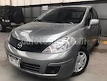 Foto venta Auto usado Nissan Tiida Sedan 4p Sedan Sense L4/1.8 Man (2014) color Gris precio $120,000