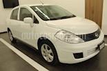 Foto venta Auto usado Nissan Tiida Sedan Advance Aut  (2013) color Blanco precio $125,000