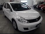 Foto venta Auto usado Nissan Tiida Sedan Advance Aut (2018) color Blanco precio $189,000