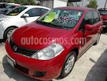 Foto venta Auto usado Nissan Tiida Sedan Advance (2011) color Rojo precio $89,500