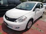 Foto venta Auto usado Nissan Tiida Sedan Advance (2016) color Blanco precio $119,000