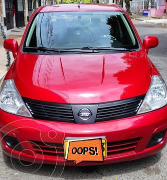 Nissan Tiida Sedan 1.6L usado (2015) color Rojo precio $27.000.000