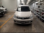 Foto venta Auto usado Nissan Tiida Sedan Comfort Ac (2012) color Blanco precio $110,000