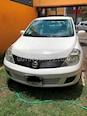 Foto venta Auto usado Nissan Tiida Sedan Comfort Aut Ac (2012) color Blanco precio $87,000