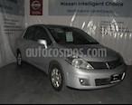 Foto venta Auto Seminuevo Nissan Tiida Sedan Emotion Aut (2009) color Plata Abedul precio $93,000