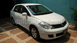 Foto venta Auto usado Nissan Tiida Sedan Emotion (2007) color Blanco precio $75,000