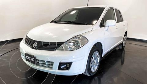 Nissan Tiida Sedan Advance Aut usado (2017) color Blanco precio $159,999