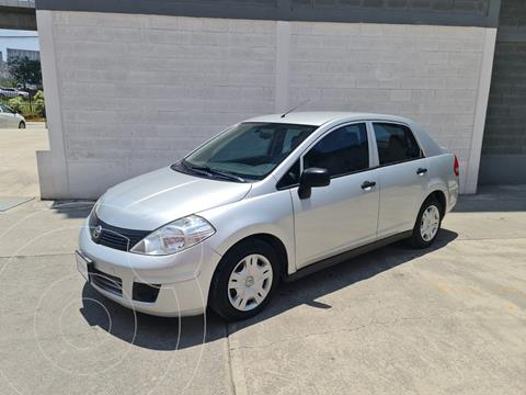 Nissan Tiida Sedan Drive usado (2016) color Plata precio $140,500