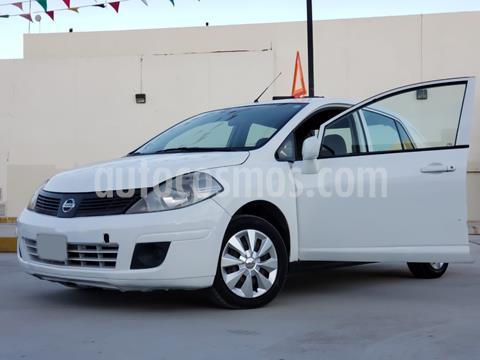 Nissan Tiida Sedan Sense usado (2016) color Blanco precio $89,000